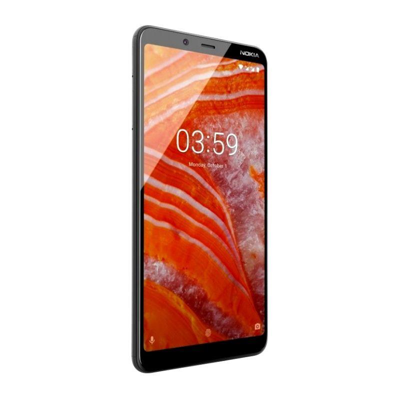 Смартфон Nokia 3.1 Plus Dual Sim (TA-1104) Marengo в Украине