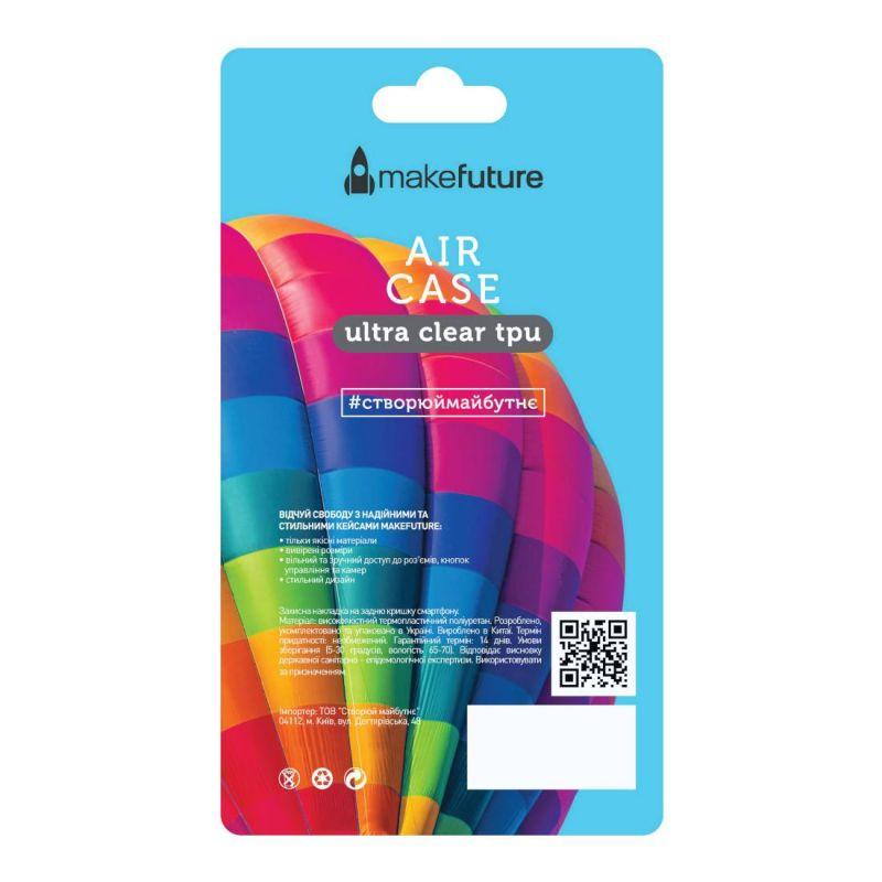 Чехол MakeFuture Air для Nokia 3.1 Plus Clear недорого