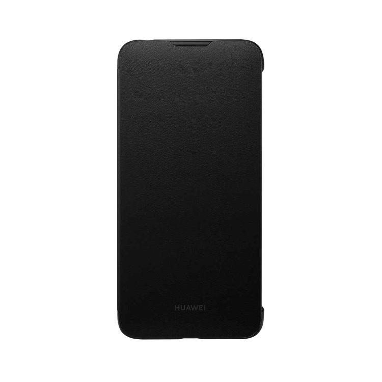 Чехол Huawei Y7 2019 Flip Cover Black купить