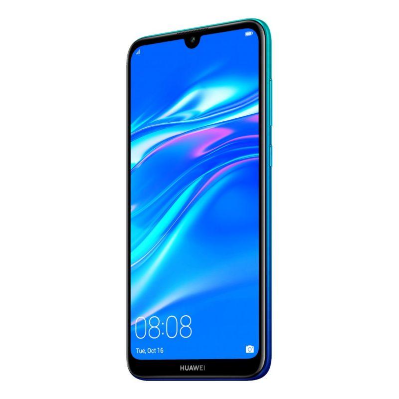 Смартфон Huawei Y7 2019 3/32GB (DUB-LX1) Aurora Blue недорого