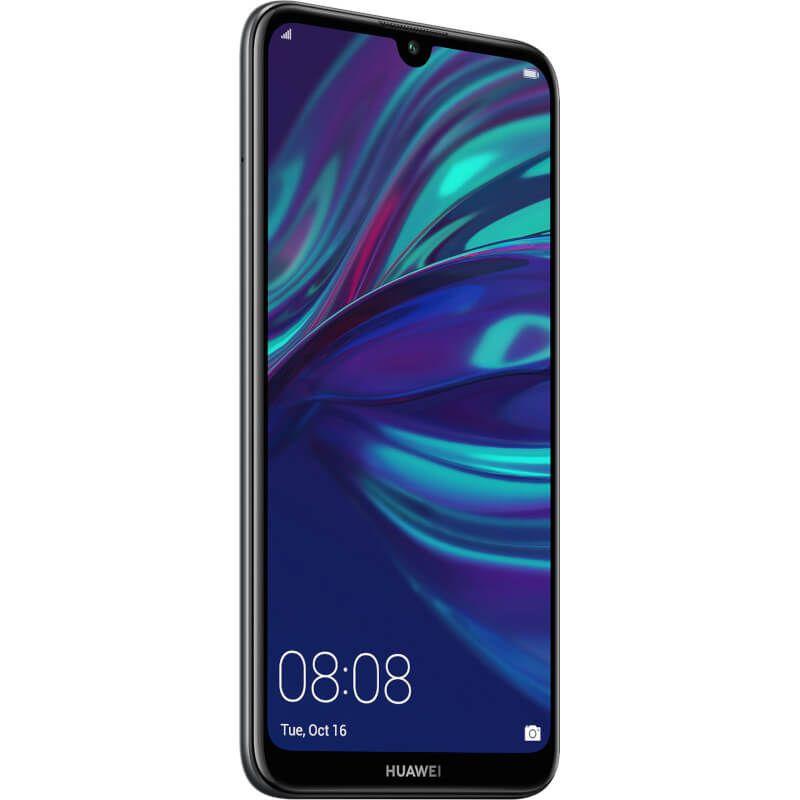 Смартфон Huawei Y7 2019 (DUB-LX1) Midnight Black в Украине