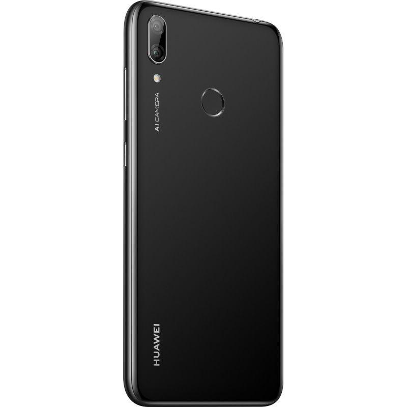 Смартфон Huawei Y7 2019 (DUB-LX1) Midnight Black Vodafone