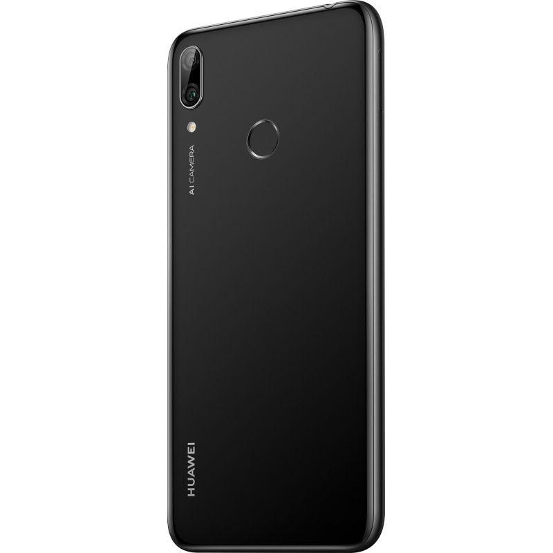 Смартфон Huawei Y7 2019 (DUB-LX1) Midnight Black фото