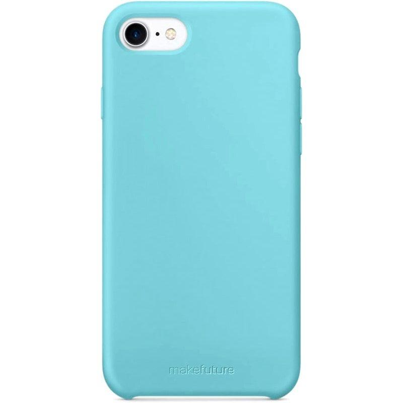 Чехол MakeFuture Silicone для Apple iPhone 7 (MCS-AI7LB) Light Blue