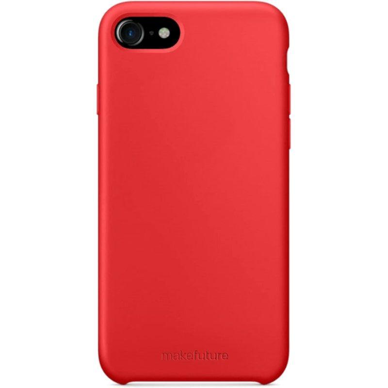 Чохол MakeFuture Silicone для Apple iPhone 7 (MCS-AI7RD) Red