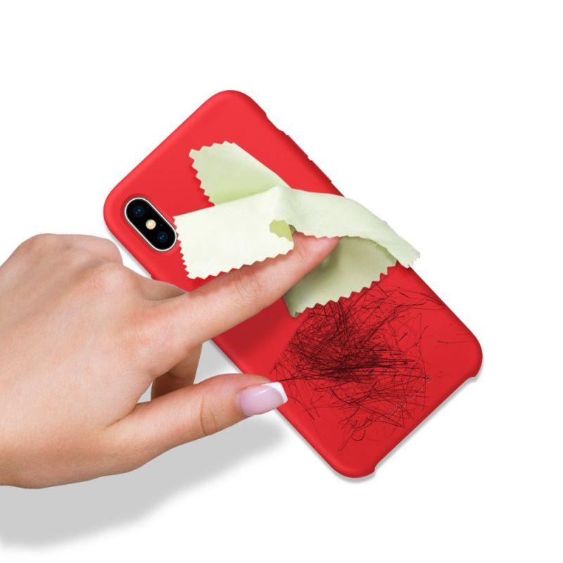 Чехол MakeFuture Silicone для Apple iPhone XS Max (MCS-AIXSMRD) Red купить