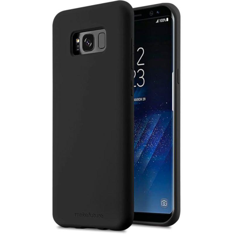 Чехол MakeFuture Silicone для Samsung J4 Plus 2018 J415 (MCS-SJ415BK) Black
