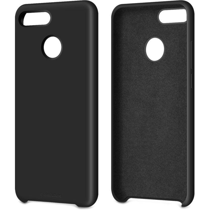 Чехол MakeFuture Silicone для Xiaomi Mi 8 Lite (MCS-XM8LBK) Black купить