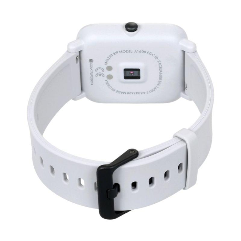 Смарт-часы Amazfit Bip White Cloud недорого