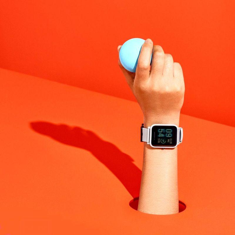 Смарт-часы Amazfit Bip White Cloud в интернет-магазине
