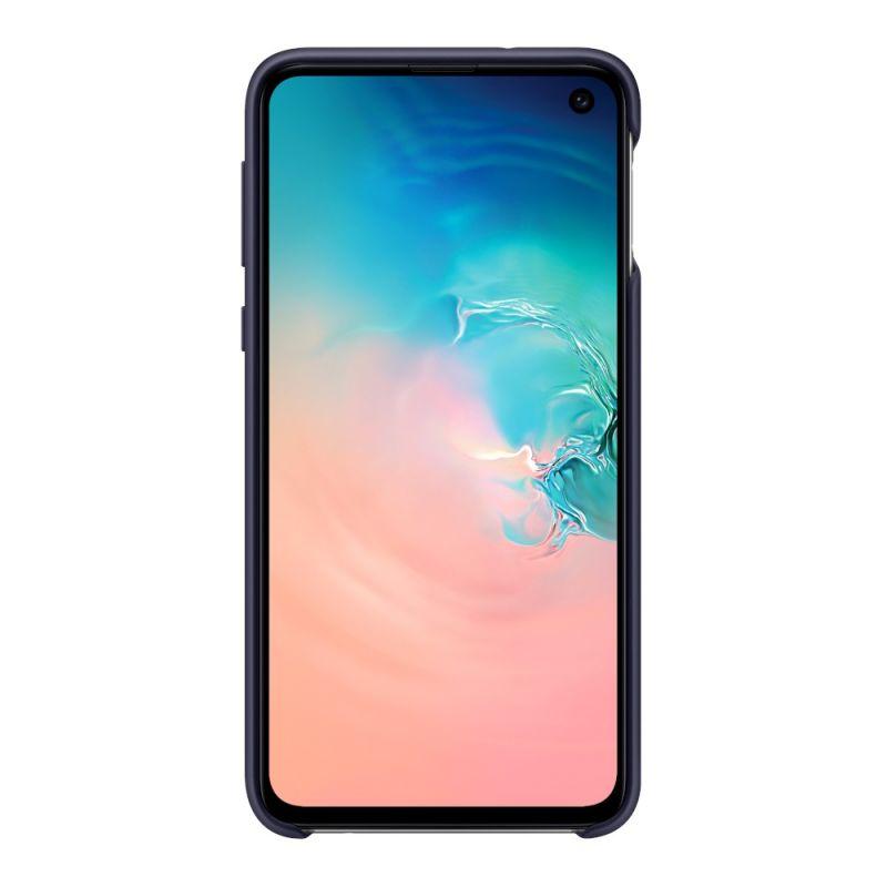 Чехол Samsung Silicone Cover для Galaxy S10e (EF-PG970TNEGRU) Navy недорого