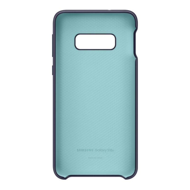 Чехол Samsung Silicone Cover для Galaxy S10e (EF-PG970TNEGRU) Navy в Украине