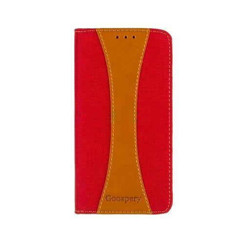 Чехол Goospery Canvas для Huawei Y5 2018 Red