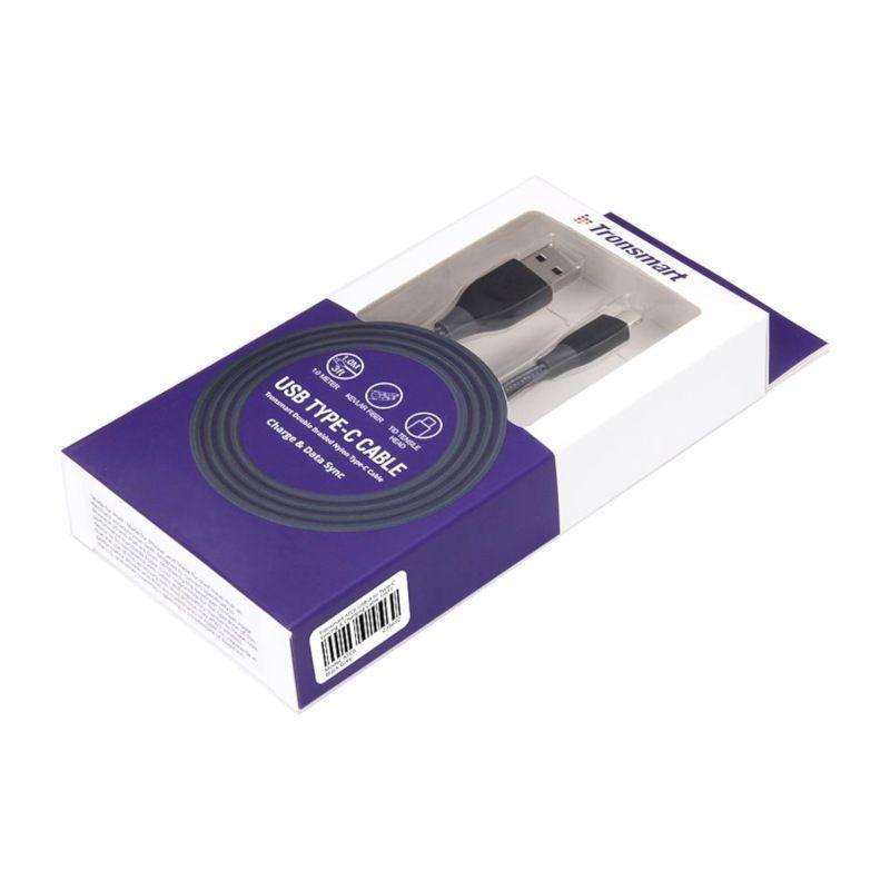 Кабель Tronsmart ATC6 Type-C Nylon Grey купить