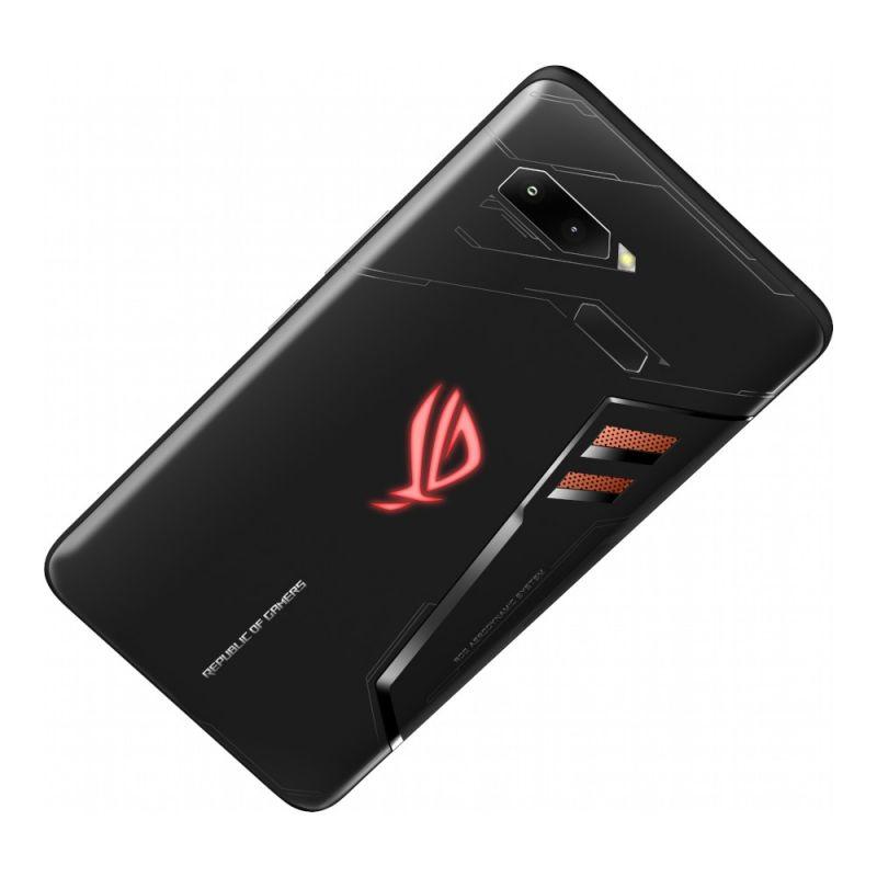 Смартфон Asus ROG ZS600KL 8/128GB Dual Sim Black Vodafone