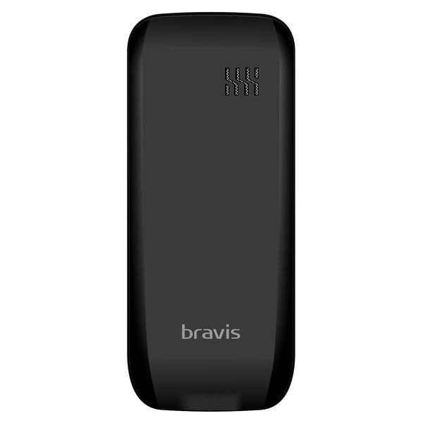 Мобильный телефон Bravis C183 Rife Dual Sim Black купить