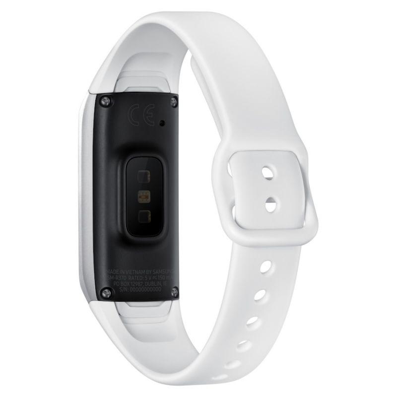 Фитнес-браслет Samsung Galaxy Fit (SM-R370NZSASEK) Silver купить