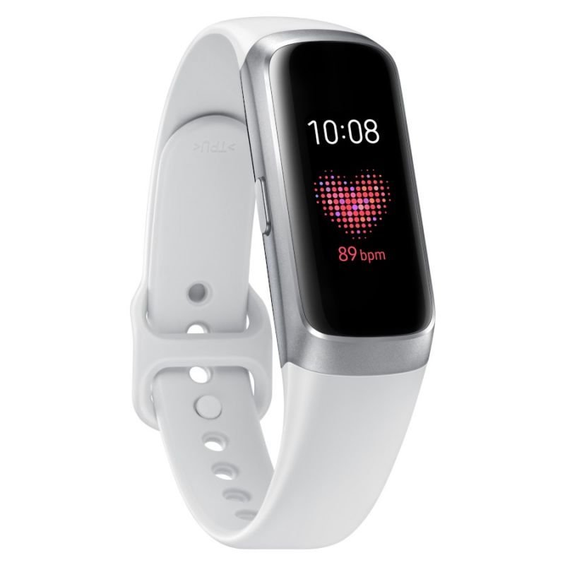 Фитнес-браслет Samsung Galaxy Fit (SM-R370NZSASEK) Silver в интернет-магазине