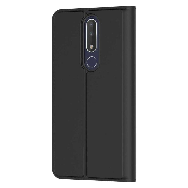 Чехол Nokia Entertainment Flip Cover CC-231 для 3.1 Plus (8P00000043) Black недорого