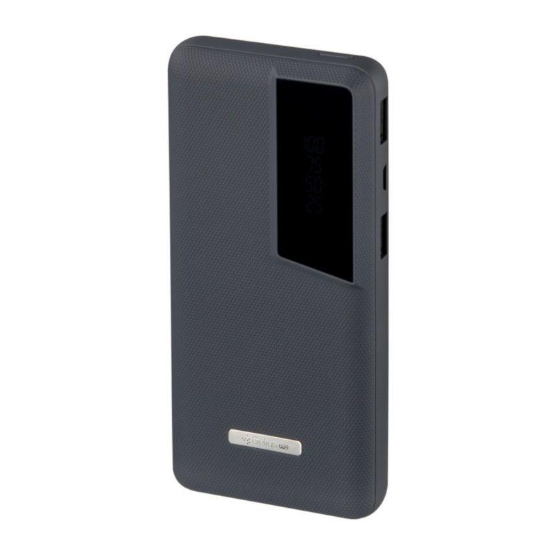 Портативный аккумулятор 10000mAh Gelius Pro Soft (GP-PB10-G1) Dark Blue купить