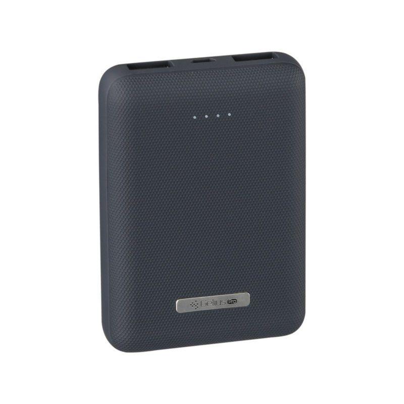 Портативний акумулятор 5000mAh Gelius Pro Soft (GP-PB5-G2) Dark Blue купить