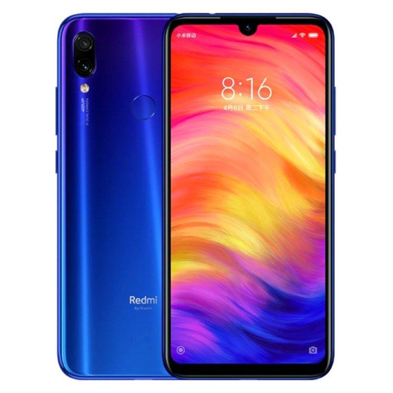 Смартфон Xiaomi Redmi Note 7 4/128GB Neptune Blue