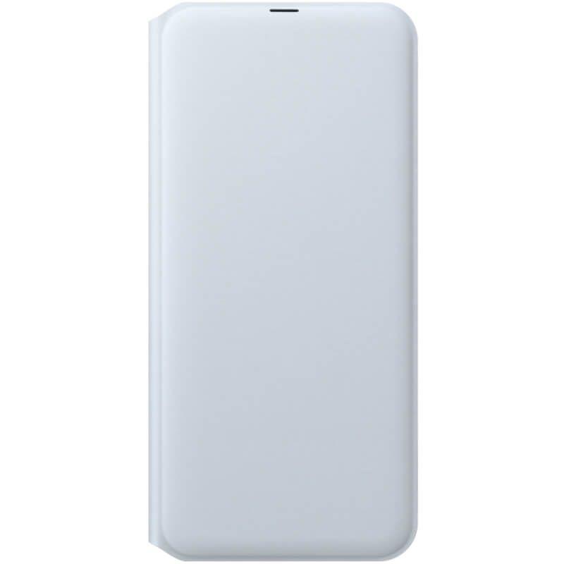 Чехол Samsung Wallet Cover для Galaxy A30 (EF-WA305PWEGRU) White недорого