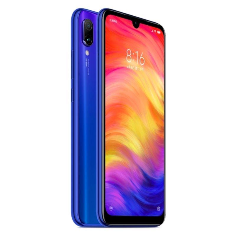 Смартфон Xiaomi Redmi Note 7 3/32GB Neptune Blue в Украине