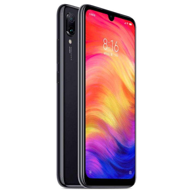 Смартфон Xiaomi Redmi Note 7 4/64GB Space Black в Украине