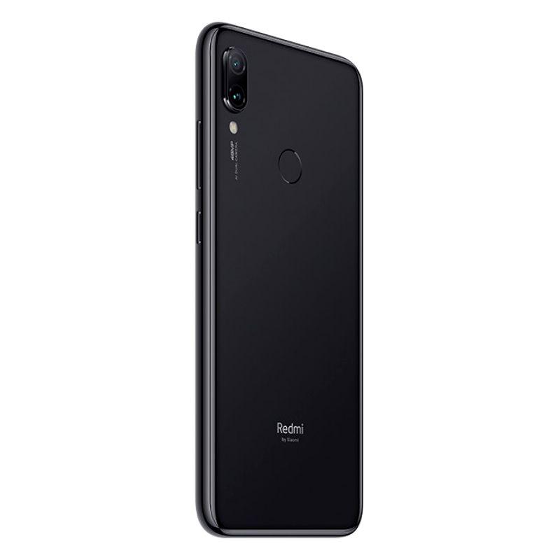 Смартфон Xiaomi Redmi Note 7 4/64GB Space Black фото