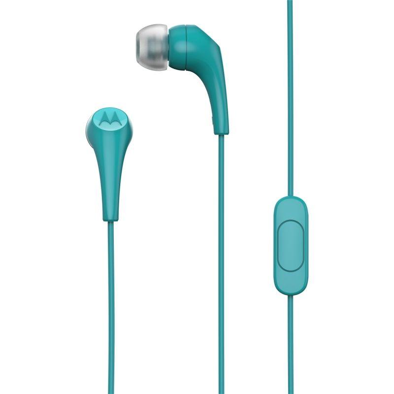 Гарнитура Motorola Earbuds 2 Turquoise