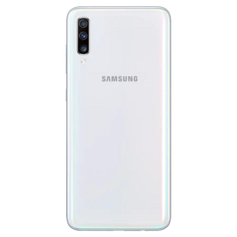Смартфон Samsung Galaxy A70 6/128GB 2019 White недорого