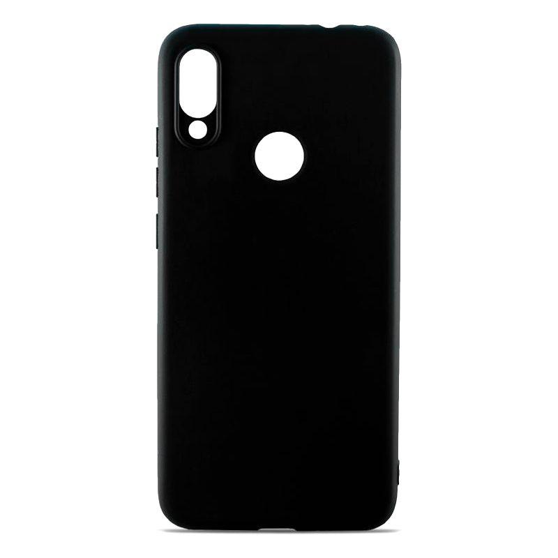 Чехол MiaMI Soft-touch для Xiaomi Redmi Note 7 Black