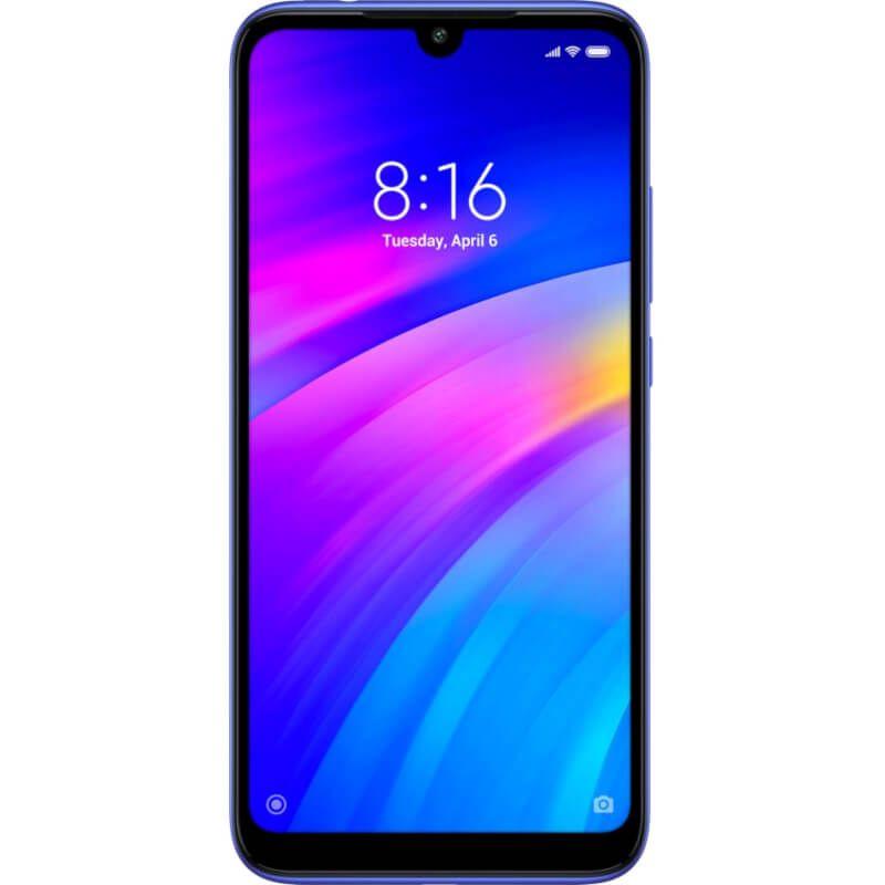 Смартфон Xiaomi Redmi 7 3/64GB Comet Blue купить