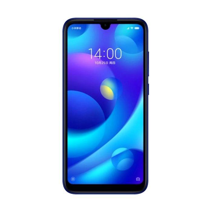 Смартфон Xiaomi Mi Play 4/64GB Blue купить