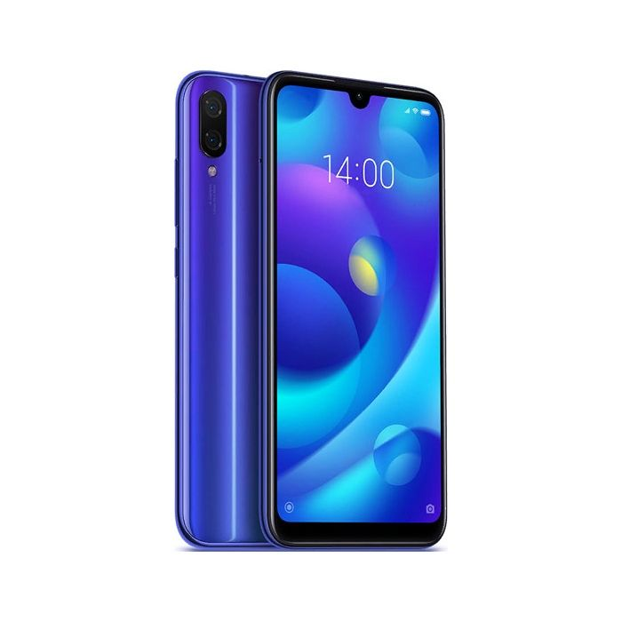 Смартфон Xiaomi Mi Play 4/64GB Blue в Украине