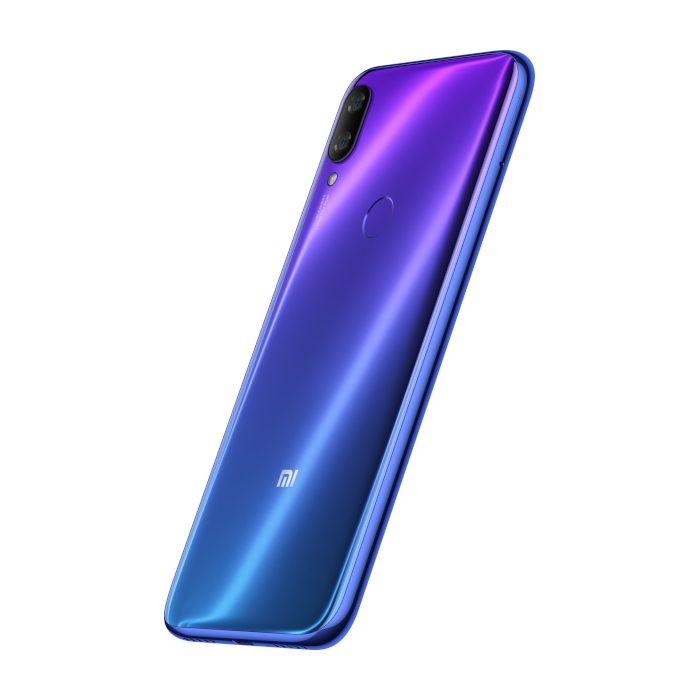 Смартфон Xiaomi Mi Play 4/64GB Blue фото