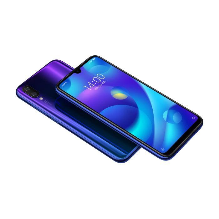 Смартфон Xiaomi Mi Play 4/64GB Blue Vodafone