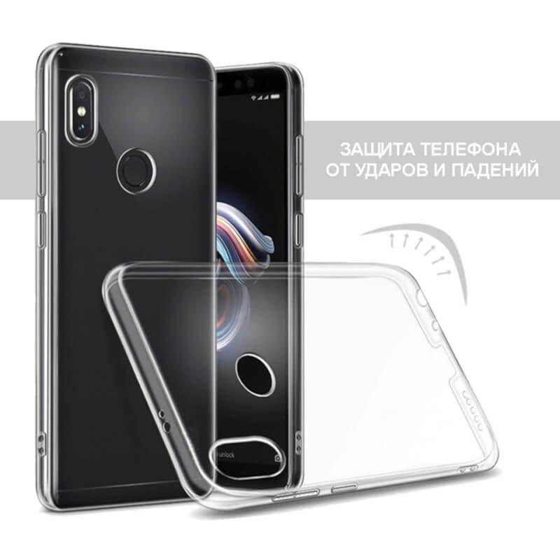 Чехол GlobalCase Extra Slim для Samsung Galaxy A50 (Clear) купить