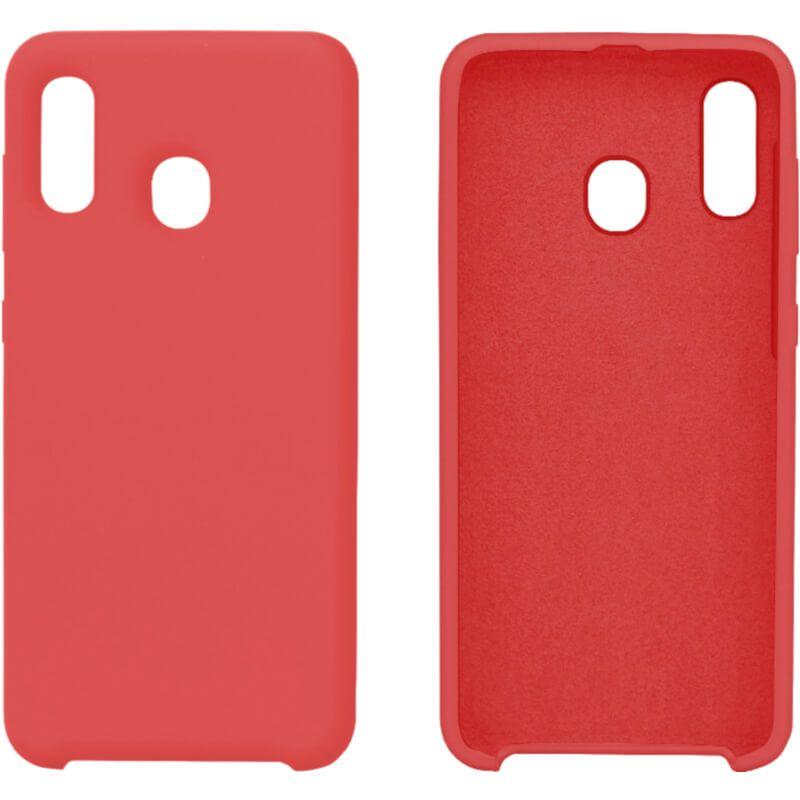 Чехол Intaleo Velvet для Samsung Galaxy A30 (Red)