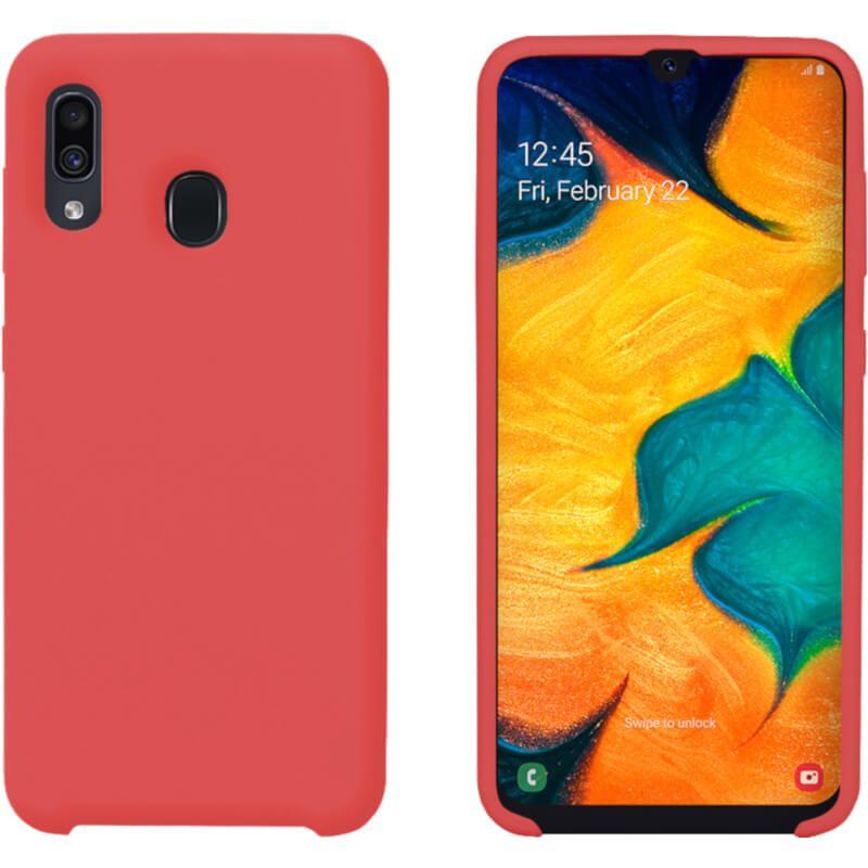 Чехол Intaleo Velvet для Samsung Galaxy A30 (Red) купить