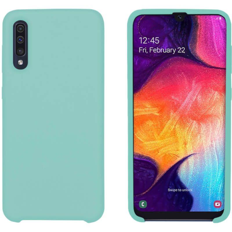 Чехол Intaleo Velvet для Samsung Galaxy A50 (Turquoise) купить