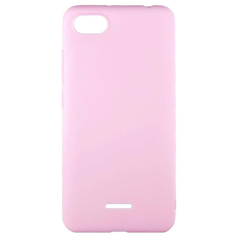 Чехол MiaMI Soft-touch для Xiaomi Redmi 6A Pink