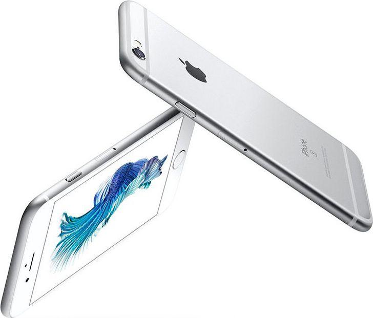 Смартфон Apple iPhone 6s 32GB (MN0X2) Silver цена