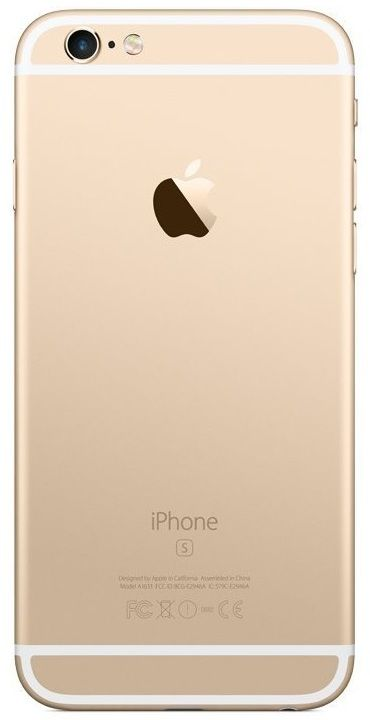 Смартфон Apple iPhone 6s 32GB (MN112) Gold в Украине