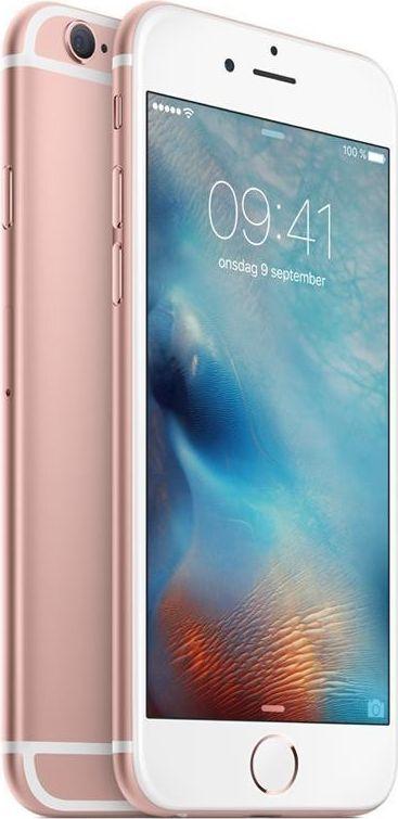 Смартфон Apple iPhone 6s 32GB (MN122) Rose Gold недорого