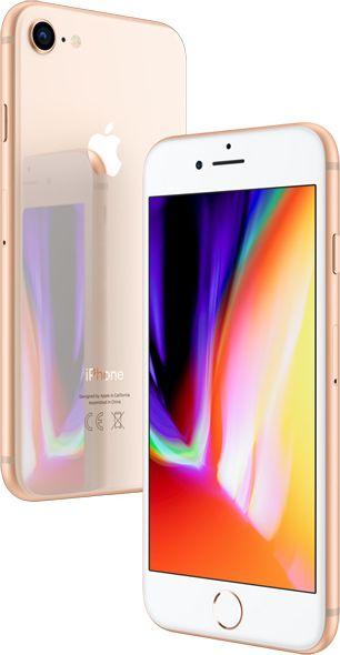 Смартфон Apple iPhone 8 64GB (MQ6J2) Gold фото
