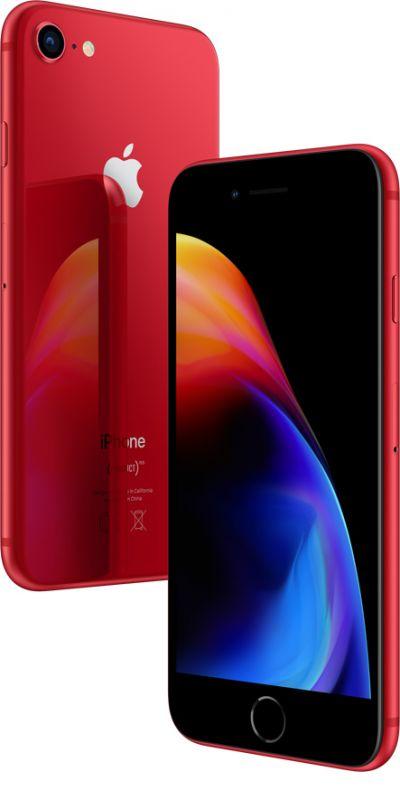 Смартфон Apple iPhone 8 64GB (MRRM2) Product Red Special Edition в интернет-магазине