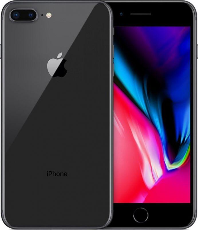 Смартфон Apple iPhone 8 Plus 64GB (MQ8L2) Space Grey купить