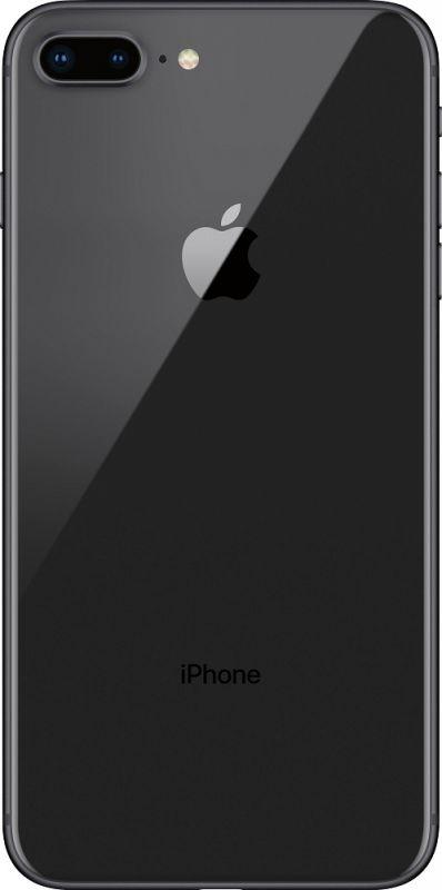 Смартфон Apple iPhone 8 Plus 64GB (MQ8L2) Space Grey в Украине